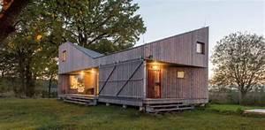 Petite Maison En Bois Ayant Emport U00e9 Le Prix De L