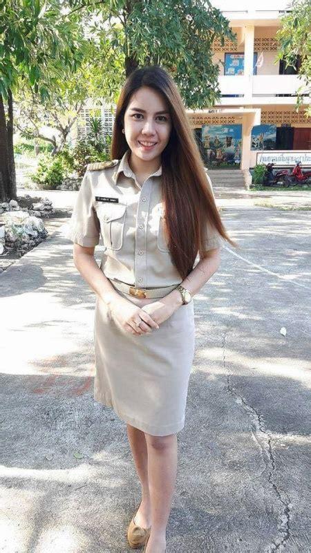 Another Photos Of Sexy Thai Teachers In Uniform