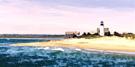 Cape Cod's Sandy Neck Lighthouse  Palmer House Inn
