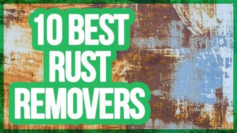 rust rid removers