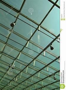 Toit En Verre Prix : toit en verre moderne photos stock image 2560413 ~ Premium-room.com Idées de Décoration