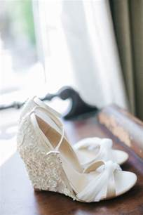 Outdoor Wedding Shoes Wedges