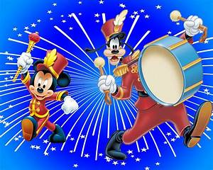 Disney, Cartoon, Goofy, And, Mickey, Mouse, Background, For