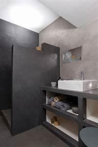 petite salle de bain douche italienne With salle de bain italienne photos