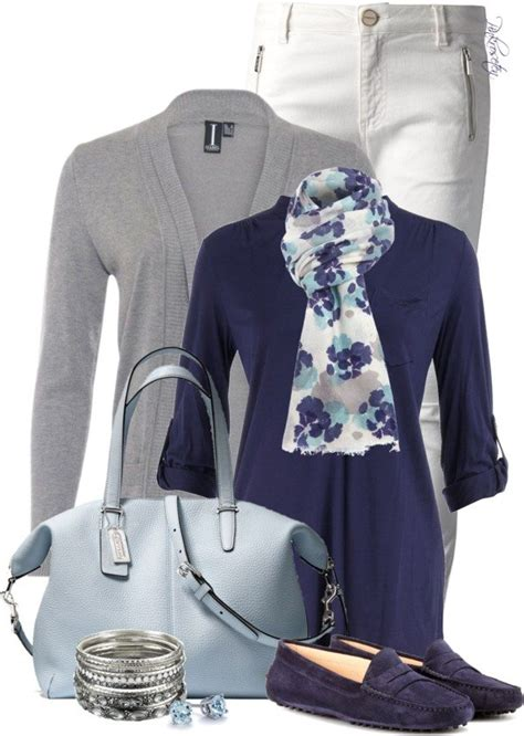 20 Fancy Polyvore Outfit Ideas With Cardigans - Be Modish