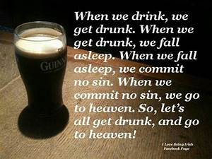 Best 25+ Irish ... Ireland Drinking Quotes
