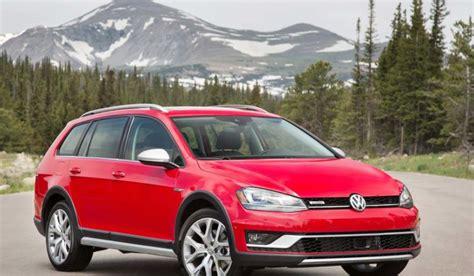 volkswagen golf alltrack hatchback lease offers car