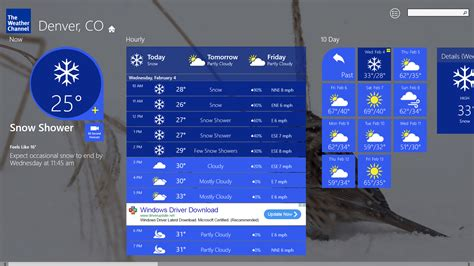 The Weather Channel App Gets A Major Overhaul