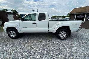 2011 Toyota Tacoma Ext Cab 4x4 Pickup Truck  V6 Gas Engine
