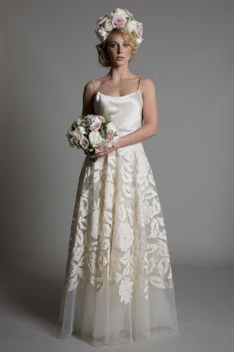 Monday Muse Halfpenny London Bridal Dresses A Vintage