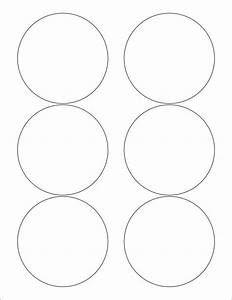 6 sheets 3 1 3 round circle blank white matte stickers With circle sticker sheets