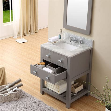 cadale   gay finish single sink bathroom vanity