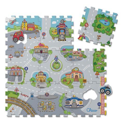 tapis puzzle city tapis d 233 veil portiques jouets