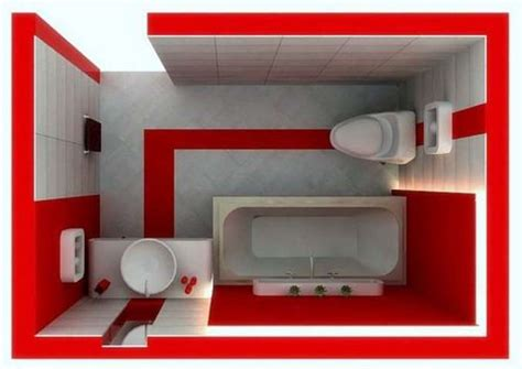 desain kamar mandi minimalis ukuran   unik desain rumah minimalis
