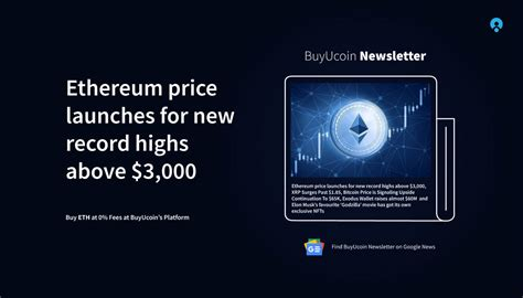 14/4/21 Ethereum Price Launches For New Record – Frcusvi.org