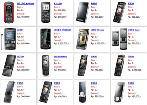 Cek Harga Hp Merk Samsung harga hp samsung terbaru 2013 bulan ini hargaikataku