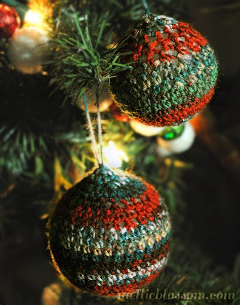 crochet christmas ornaments to make crochet ornaments mellie blossom