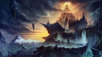 Fantasy Wallpapers Cave Artwork
