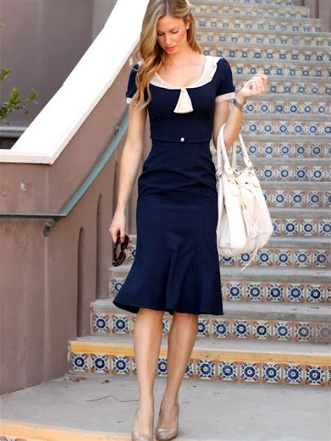 Timeless, classic and simple dress   FaveThing.com