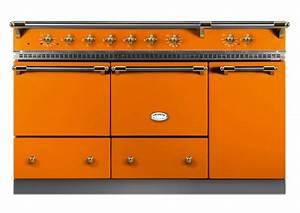 Destockage Piano De Cuisson : piano de cuisson lacanche cluny 1400 classic d 2 fours ~ Nature-et-papiers.com Idées de Décoration