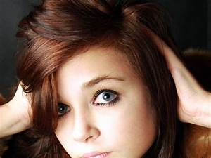 Rich auburn brown hair color in 2016, amazing photo ...