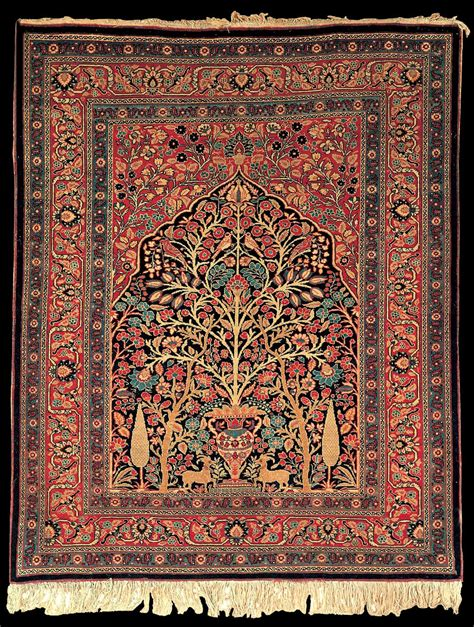 Tabriz Rug by Antique Tabriz Rug Home Decor