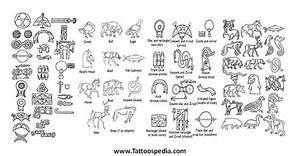 Maori Symbols And Their Meanings Celtic Tattoos Their