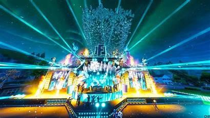 Marshmello Fortnite Concert Wallpapers Event L2pbomb