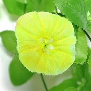 Artificial Morning Glory Vine Flower for Home Wedding ...