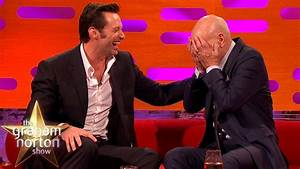 Hugh Jackman Loses It Over Sir Patrick Stewart's ...