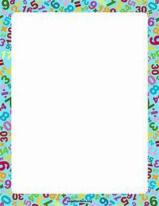 Pin Math Borders For Word Pictures on Pinterest