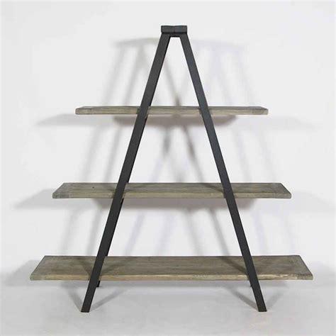 banc d angle de cuisine etagère échelle bois recyclé made in meubles