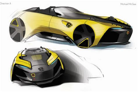 student designs  honda  concept car tuning