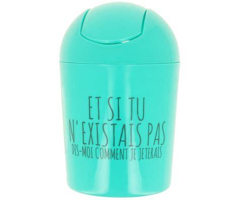si鑒e bain poubelle de salle de bain déco expression humour chanson turquoise 7298