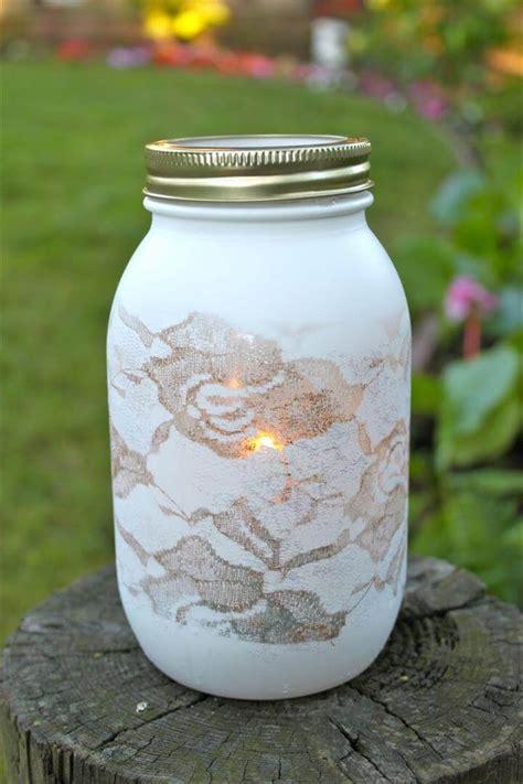 20 Adorable Mason Jar Craft Ideas Diy To Make
