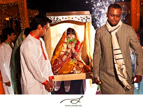 bangladeshi wedding maishas holudh malaysia wedding