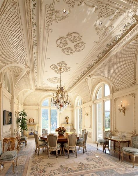 Dazzling Royal Golden Luxury Living Room  Rich & Famous