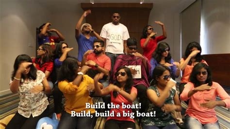 Rock The Boat Vbs Ocean Commotion by Rock The Boat Ocean Commotion Hand Motions Nlag Cover