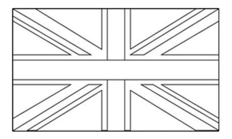 uk flag colors flags of the world union kidspot