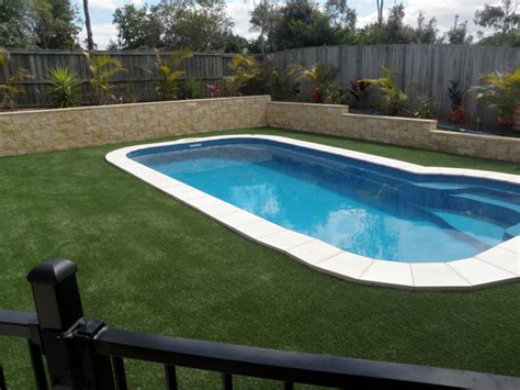 ideas for swimming pool surrounds pool surrounds fake grass lawns garden ideas pinterest fake grass backyard and backyard