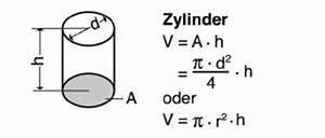 Inhalt Zylinder Berechnen : flache zylinder berechnen beispiele von zylindern oben kreis und zylinder unten prismen formel ~ Themetempest.com Abrechnung