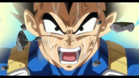 dragon ball super goku  vegeta powering  youtube