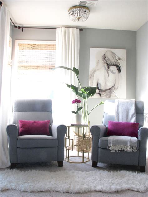 Bedroom Sitting Area Furniture Ideas  Hawk Haven