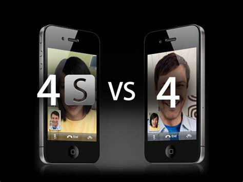 iphone 4 and 4s iphone 4s vs iphone 4 spec shootout