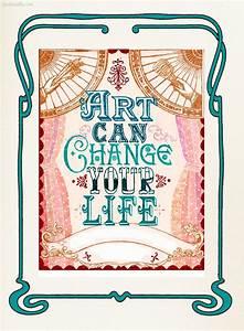 Art Quotes. QuotesGram