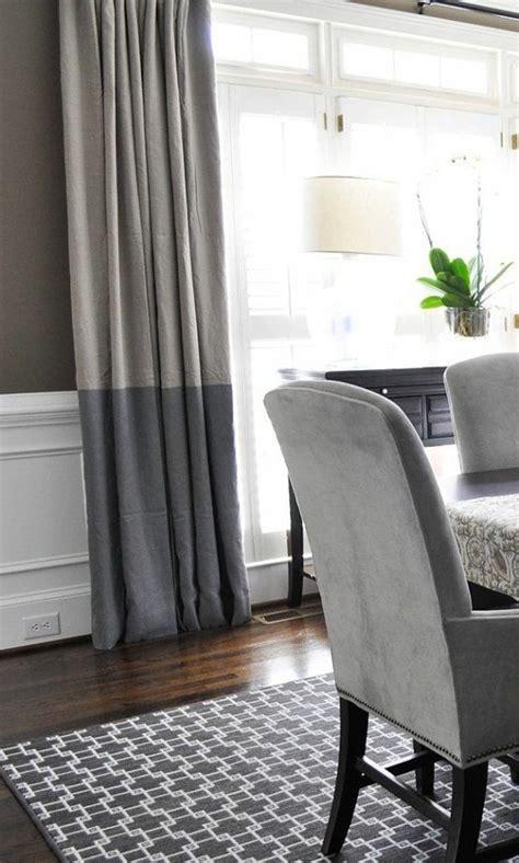 gardinen ideen inspiriert von den letzten gardinen trends