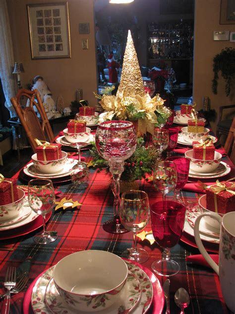 designs  pinky  christmas table