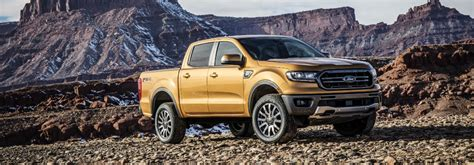 ford ranger release date   features