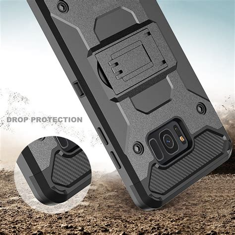 for samsung galaxy s8 steel cl guluguru heavy duty