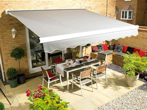 retractable awnings blind technique